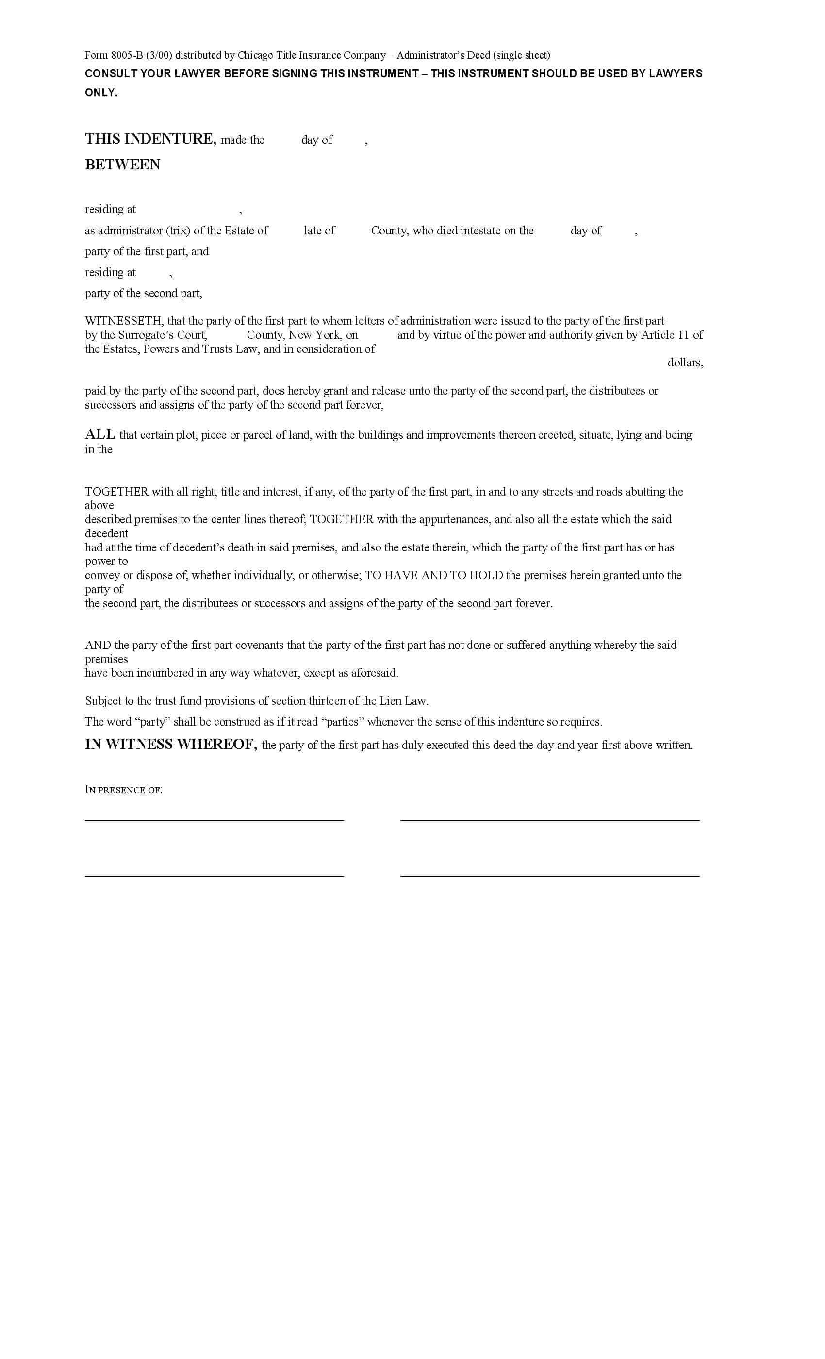 ny abstract company forms